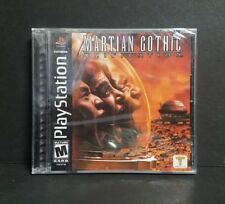 Martian Gothic: Unification (Sony PlayStation 1, 2001) PS1 Brand New Sealed