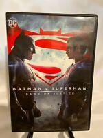 Batman V Superman: Dawn of Justice DVD Zack Snyder(DIR) 2016