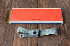 40s 50's 60s Ford Mercury Lincoln Braided Battery Cable Auto Lite NOS