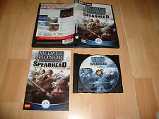 MEDAL OF HONOR ALLIED ASSAULT SPEARHEAD DISCO DE EXPANSION PARA PC USADO