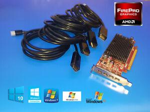 Dell Precision 3420 3430 3431 T1700 SFF Quad 4 Monitor HDMI Video Graphics Card