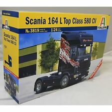 ITALERI 1:24 KIT CAMION SCANIA 164 L TOP CLASS 580 CV LUNGHEZZA 24,5 CM ART 3819