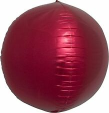 6 colors North Star Sphere Helium Foil 3D Balloon - 17 inch Made in the USA
