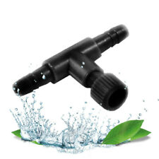 10pcs 4/6mm Line Tank Aquarium Adjust Air Fish Tubing Volume Flow Control Valves