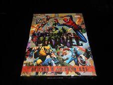Marvel Semic archives : Coffret Chroniques de Marvel de 1939 à aujourd'hui