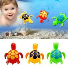 New Mini Wind up Swimming Pool Turtle Animal Floating Bath Toy For Kid Baby