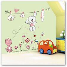 Vinilo wall sticker kids decoracion infantil de gatos