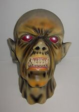 Bleeding Eyes & Mouth Vampire Demon Head - Inner Tubing - Halloween Prop!