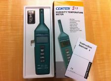 HUMIDITY DAMP Temperature Test Meter, Measure, humidity, heat  caravan - SALE