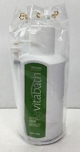 Vitabath Moisturizing Bath & Shower Gelee, Original Spring Green, 128 oz