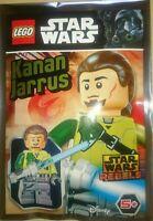 Lego Star Wars Rebels 911719 Kanan Jarrus Limited Edition Disney Exclusive Rare
