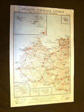 Cartina Geografica Lampedusa.Lampedusa In Vendita Mappe Cartine E Atlanti Ebay