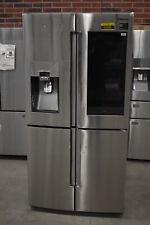 "Samsung RF22N9781SR 36"" Stainless French 4 Door Refrigerator NOB #34198 MAD"