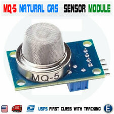 MQ-5 MQ5 Methane LPG Natural Gas Propane Sensor Detector Module for Arduino