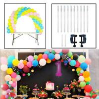 Balloon Arch Kit Balloons Column Stand Base Wedding Birthday Party Decoration