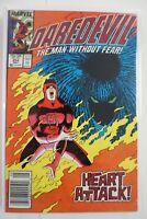 DAREDEVIL #254 1988 Marvel 1st Appearance Typhoid Mary
