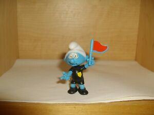 """figurine kinder """" Schtroumpf """" démontable 1990 , bon état..."""