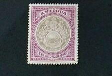 ANTIGUA 1903 2s6d SG 39 Sc 29 MLH