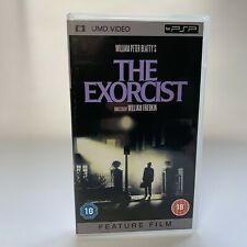 The Exorcist Movie PSP Umd - Good Condition
