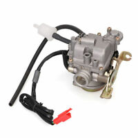 GY6 Carburetor 49cc 50cc Scooter Moped PD18J Carb 4 Stroke Cycle Engine