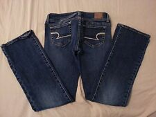 Womens America Eagle Outfitters Jeans 0 Boot Denim Pants