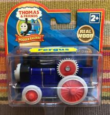Learning Curve Wooden Thomas Train Fergus! New!