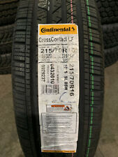 1 New 215 70 16 Continental Cross Contact LX Tire