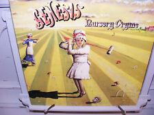 Genesis LP Nursery Cryme 80's re-issue VG+/EX