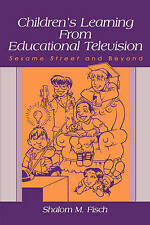 Children's Learning From Educational Television: Sesame Street and Beyond (Lea's
