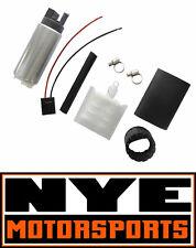 Walbro 255LPH HP Fuel Pump w/ Install Kit 92-00 Civic 94-01 Integra 00-07 S2000