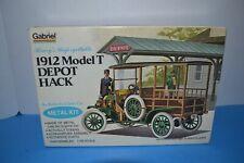 GABRIEL/ HUBLEY  1912 MODEL T DEPOT HACK - METAL KIT #26443
