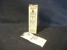 Old Vtg Minton's Iron Rust Mildew & Ink Remover In Box Pittsburgh PA USA