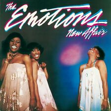 The Emotions – New affair       new  cd  Ptg