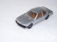 HERPA BMW 633 CSI, coupé, argent, bon état, 1:87, h0, * g 030 *