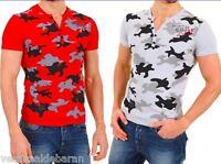 T-Shirt Polo Uomo Maglietta BAXMEN 2911-A570 Tg S M L XL