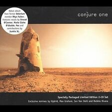 CONJURE ONE - (2002) - 2 CD SET ON NETTWERK - Limited Edition ELECTRONICA