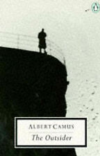 The Outsider, Albert Camus Paperback Book