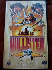 Hollister - David Carradine - 90er Western CIC Video VHS  1991 - FSK 12 xx