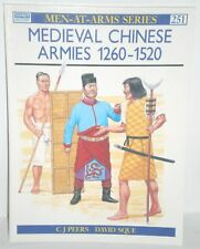 BOOK Osprey MAA #251 Medieval Chinese Armies1260-1520 1st Edition 1992 op