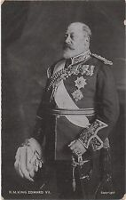 Postcard Royalty Edward Vii