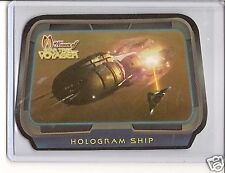 Star Trek Woman of Voyager SF4 Space Fex card