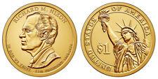 2016 P & D Richard M. Nixon Presidential Dollars positions A & B - 4 coins!