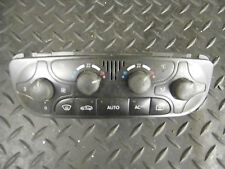 2003 MERCEDES C270 CDI ESTATE CLIMATE CONTROL UNIT A2098300085