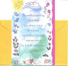 American greetings love romance greeting cards invitations for i have feelings for you greeting card love and romance by american greetings m4hsunfo