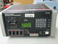 Fisher Biotech Microprocessor Controlled Electrophoresis #FB703 3000V Max (Used)