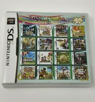 208in1 Video Games Card Cartridge Multicart For DS NDS NDSL NDSI 2DS 3DS