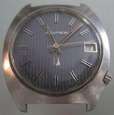 bulova accutron  watch with movementl  cal 2181 very nice dial