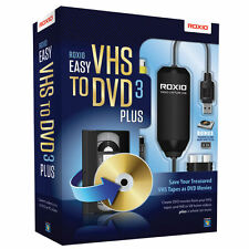 Roxio DVD Video Editing Computer Software