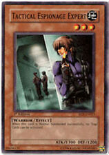 3x Tactical Espionage Expert - RDS-EN023 - Common - 1st Edition YuGiOh NM RDS -