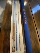 blue halo fly rod